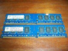 4GB (2 x 2GB) PC2-6400 Memory for Dell Vostro 200 220 400 410 420 & XPS 210 420