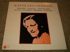 Kathleen Ferrier Self-Titled~Handel Purcell Monteverdi Brahms Schubert Stanford