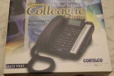 New Cortelco Itt-2200Bk Single Line Corded Home Phone Telephone in box