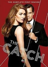 The Catch Season 1 Series One New DVD Region 4