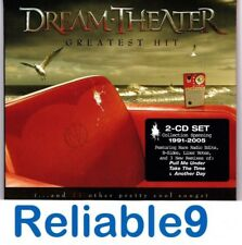 Dream Theater - Greatest hits 1991-2005 2CD Digipak-2008 Rhino-Made in Australia