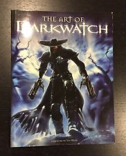 THE ART OF DARKWATCH - 1ST - SIGNED BY FARZAD VARAHRAMYAN - APPEARS UNREAD
