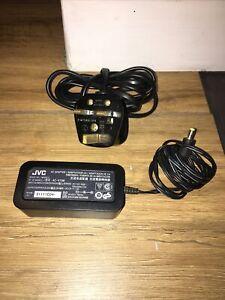GENUINE JVC AC-V10M AC POWER CHARGER ADAPTER For Everio E Series ? E200 E300?