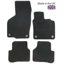 For Volkswagen VW Polo MK6 2018+ Fully Tailored 4 Piece Car Mat Set 4 Clips