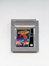 ORIGINAL AUTHENTIC The Amazing Spider Man (Nintendo Game Boy)