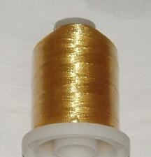 "Fishing Rod Winding Thread Metallic Gold ""A"" Building / Repair"