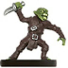 D+D miniatures 1x x1 Goblin Cutter Legendary Evils NM with Card