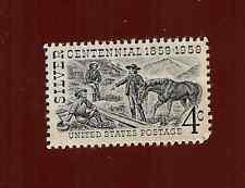 US MINT STAMP SCOTT # 1130 SILVER CENTENNIAL 4 CENT 1959