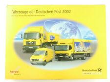 Herpa Philatelie Fahrzeuge der Deutschen Post Edition Nr 2 OVP SG 1605-28-64