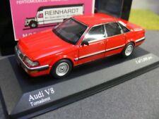 1/43 Minichamps Audi V8 1988 rot