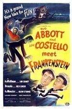 NEW Region All Abbott And Lou Costello Meet Frankenstien