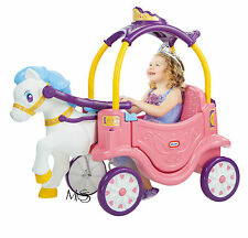Little Tikes Princess Horse and Carriage Cozy Coupe  *  Brand New  *