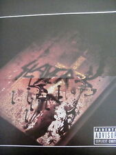 Slayer Artwork or Marilyn Manson Double Page Poster British Kerrang Magazine