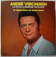 ANDRE VERCHUREN (LP 33 Tours) - LE ROI DE LA MUSIQUE POPULAIRE - ACCORDEON