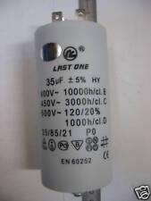 Condo / Condensateur de Démarrage 35MF 450V à cosses