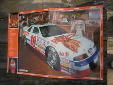 HOOTERS RACING NASCAR #19 Ford Tristar Motorsports Brochure COOL Memorabilia