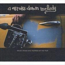 A BROKE DOWN MELODY Soundtrack cd SEALED Eddie Vedder/Jack Johnson/Doug Martsch