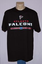 Atlanta Falcons Mens Critical Victory VI T-Shirt Black XL