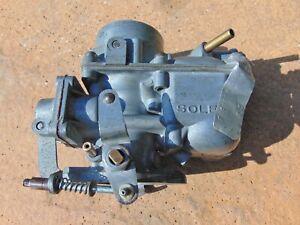 SOLEX 34PICS 2  Carburettor Classic Vergaser 34 PICS 2 Citroen 2CV Ami 6