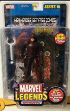 "Marvel Legends Daredevil Series 3, Action Figure 6"" Toybiz"