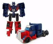 Transformers Optimus Prime Robot Model Building Free Shipping