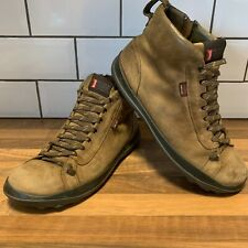 CAMPER Alicante Extraordinary Crafts Leather Ankle Chukka Boots Gore-tex Size 9
