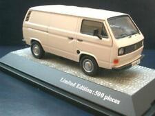 + VOLKSWAGEN VW T3 a Transporter  1:43 + Premium Classixxs + weiss NEU   11405