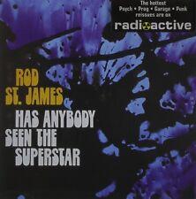 Rod Saint James - Has Anybody Seen the Superstar ( CD ) NEW / SEALED