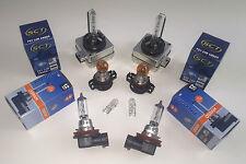 8x LAMPEN VW GOLF VI GTI XENON 2x D1S 2x H8 OSRAM 2x PSY24W + 2x W5W SCT GERMANY