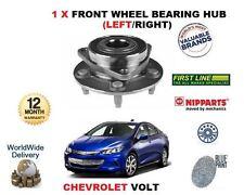 Per Chevrolet Volt 1.4 HYBRID 2012 -- > NUOVO 1 X Anteriore Cuscinetto Ruota HUB sinistra / destra