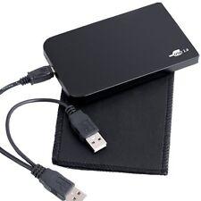 """Caja USB 2.0 para Disco Duro IDE Externo HDD 2.5"""" Negra"""