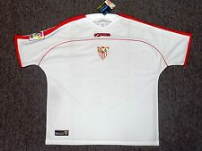 Liga Española Sevilla F.C Jersey Oficial Auhtentic Joma