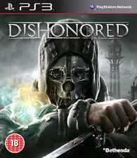 Déshonorée PS3 * en excellent état *