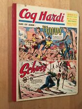 COQ HARDI - Reliure numéro 13 (du 157 au 169) - 1953 - BE/TBE