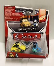 "Disney Pixar CARS Diecast ""tim Rimmer"" With Camera 1 55"