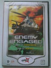 Enemy Engaged RAH-66 Comanche versus KA-52 Hokum, PC CD-Rom Game