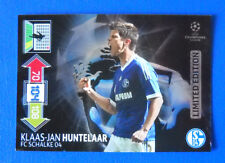CARD ADRENALYN CHAMPIONS LEAGUE 2012/13 - HUNTELAAR SCHALKE 04 - LIMITED EDITION