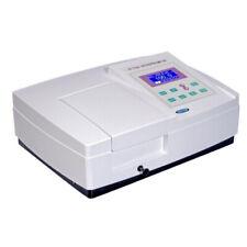 UV/VIS Ultraviolet Visible Spectrophotometer Photometer(200-1000nm,±1nm,4nm)LCD