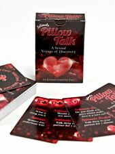 Ann Summers Pillow Talk Card Game Sexy Erotic Fun Bedroom Gift Brand New