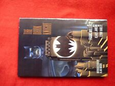 DC BATMAN: THE DARK KNIGHT BY FRANK MILLER 1986 HC 1st ED. SIGNED NUMBERED 2362