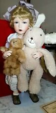 "Seymour Mann Collection Doll ""Brittany"" 24"" Ltd 364/1200"