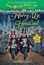 Magic Tree House #50 Hurry Up, Houdini! by Mary Pope Osborne (Paperback, 2015)