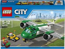 LEGO CITY 60101 - AIRPORT CARGO PLANE - BRAND NEW IN STOCK - MELB SELLER