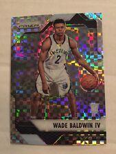 Wade Baldwin IV 16/17 Panini Prizm Starburst Rookie