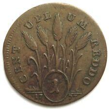 1 Pfennig 1773, Wiener Armenhausgeld