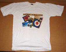 Paul Weller oficial Auténtico Vintage Stanley Road Tour Camisa 1995 para hombre X Grande
