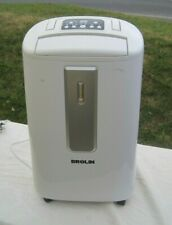Modern FULLY WORKING Clean BROLIN DEHUMIDIFIER Model BR20C Portable UNIT