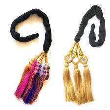Onex 2 Punjabi Paranda Parandi Hair Accessory Braid Tassles