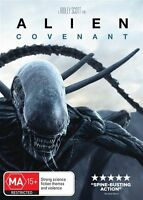 Alien - Covenant (DVD, 2017) very good condition   t5