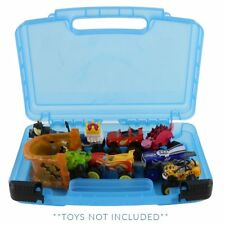 Blaze Monster Truck Case, Toy Storage Carrying Box. Figures Playset...